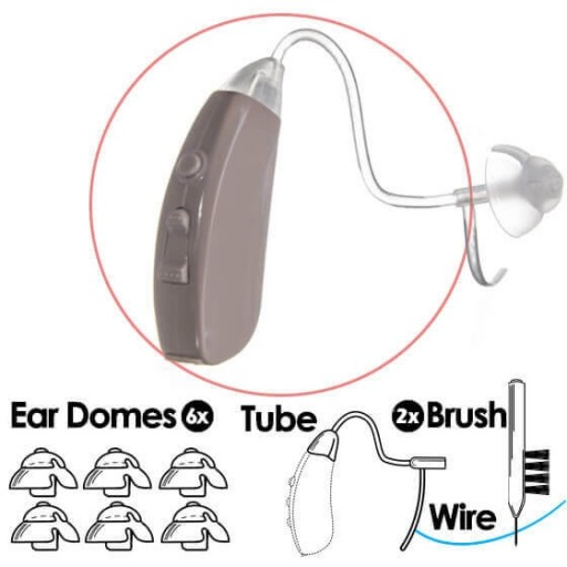 CHOICE® Accessory Value Bundle - Thin Ear Tube Configuration