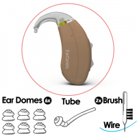 CLARITY200® Accessory Value Bundle - Traditional Ear Tube Configuration
