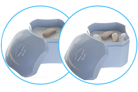 electronic dehumidifiers - hold 2 devices